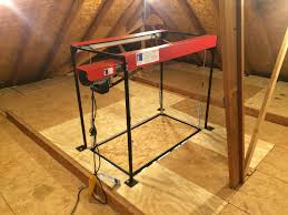 how to make a dumbwaiter decking popular mechanics and pulley