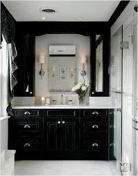 black and bathroom ideas bathrooms