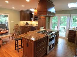 kitchen island with range kitchen sensational kitchen island with range image design