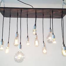 best edison bulb chandelier products on wanelo