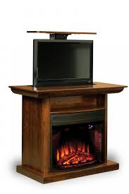 fire pit electric fireplace with shelves shop fireplaces at lowes