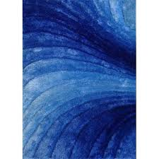 Blue Area Rug Rug Factory Plus Shaggy 3d 315 Blue Area Rug Warm Fuzzies Place