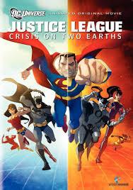 Liga De La Justicia: Crisis En Dos Tierras