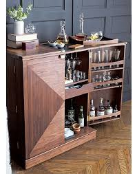 Mini Bar Cabinet Eight Bar Cabinets From Small Sideboards To Single Towers At