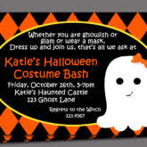 Halloween Costume Party Invitations Awesome Halloween Birthday Invitation Halloween Costume Party