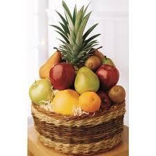 fruit in a basket fruit garden basket toronto fruit delivery ital florist