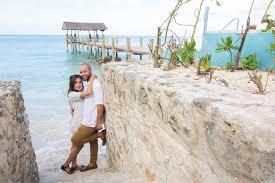 colourful engagement celebration in the bahamas bahamas vacation