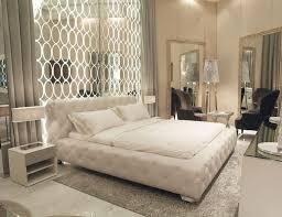 Art Deco Master Bedroom With High Ceiling Simple Marble Tile Marble Floors In Bedroom