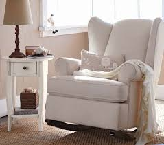 Living Room Rocking Chairs Modern Rocking Chair For Nursery Homesfeed