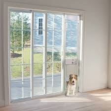 Pet Door For Patio Door by Fast Fit Patio Pet Door Gallery Glass Door Interior Doors