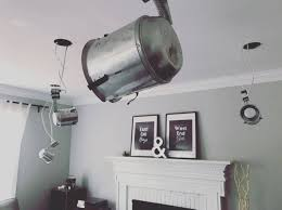 replace light fixture with recessed light replacing a ceiling fan with diy recessed lights accidental