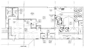 nano brewery floor plan design and construction update fat bottom brewery pinteres