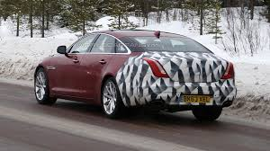 jaguar xj type 2015 2015 jaguar xj facelift spied with minimal camouflage