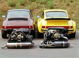 engine porsche 911 porsche 911 turbo