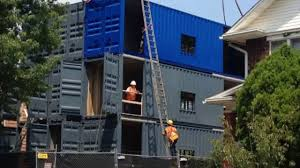 shipping container house 40000 leafs net