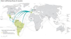 Chile World Map by Chile Bust 12 Million Cocaine Going To Europe Business Insider