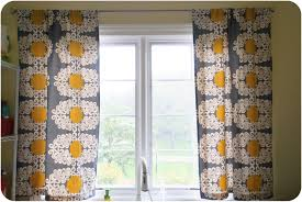 Laundry Room Curtains The Wise Hummingbird Laundry Room Lined Curtains