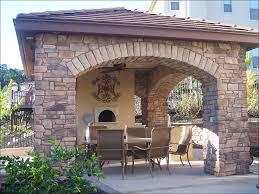 Covered Outdoor Grill Area by Outdoor Kitchen Ideas Gas Grill Shining Home Design