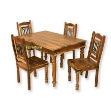 tns furniture jali 135cm dining table