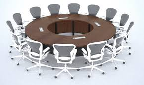 Circle Meeting Table Nationwide Reconfigurable Boardroom Table Paul Downs Cabinetmakers