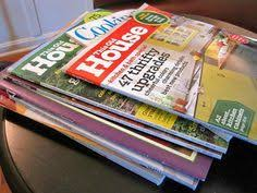 the interior design magazine up there is used allow the decoration
