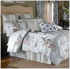 Seashell Queen Comforter Set 43 Best Seashell Bedding Decor Images On Pinterest Shells
