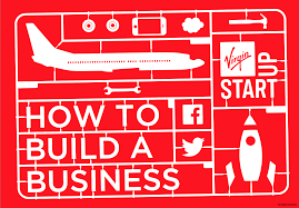 startup business plan powerpoint presenation template by spriteit