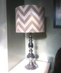 Lamp Shades Diy Diy Chevron Lamp Shade U2022 Six 2 Eleven