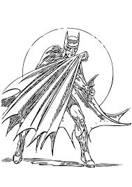 batman spiderman superman coloring pages hellokids
