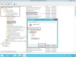 simple step configuring applocker in windows server 2012 r2