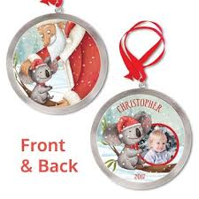 personalized ornaments personalized gifts