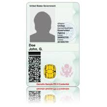 Us Government Business Cards Smart Cards Veteran Business Solutions