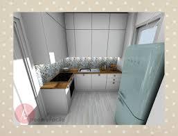 Frigo Gris Anthracite by Cucina Ristrutturata Con Rivestimento In Cementine E Frigo Smeg