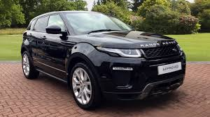 ranger land rover used land rover range rover evoque 2 0 td4 hse dynamic lux 5dr