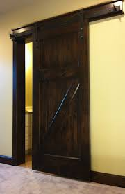 Barn Door Sliding Door by Barn Door Bathroom Kits 50 Diy British Brace Barn Door Diy
