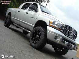 Dodge Ram Trucks With Rims - dodge ram 2500 fuel nutz d251 wheels matte black u0026 milled