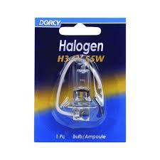 dorcy h3 6 volt 55 watt halogen replacement bulb with bright