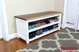 small entryway shoe storage entryway bench ideas you can get detailed plans for this entryway