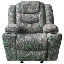 furniture real tree recliner camouflage recliner camouflage chair
