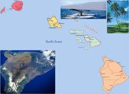 Map Of Hawaii Island Hawaii Political Map