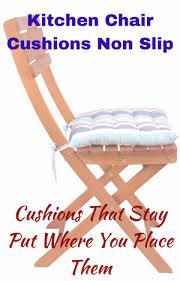 Non Slip Chair Pads Chair Cushions Non Slip