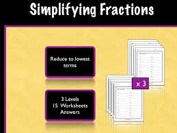 equivalent fractions decimals u0026 percentages match by nahoughton