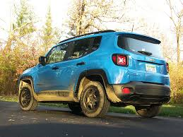 jeep renegade trailhawk lifted jeep renegade review an entry level wrangler for the urban jeep lover
