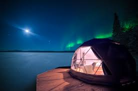 sleep under the northern lights stunning easter getaway holiday ideas good housekeeping