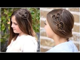 real children 10 year hair style simple karachi dailymotion accent hearts valentines day hairstyles youtube
