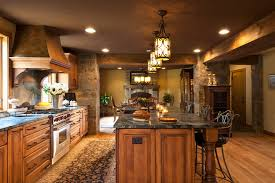 rustic kitchens designs rustic kitchen backsplash kitchens with rustic themed backsplash