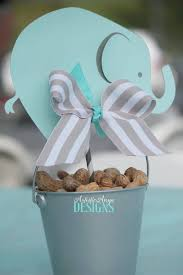 elephant baby shower centerpieces 18 boys baby shower centerpieces you ll like shelterness