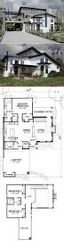 Side Garage Floor Plans 327 Best Floor Plans Images On Pinterest Small Houses
