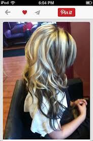 dark hair underneath light on top 193 best hairstyles images on pinterest hair color hair colors