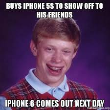 Friends Show Meme - buys iphone 5s to show off to his friends iphone 6 comes out next